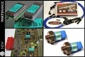 Morgan +8 4.0 GEMS upgrade kit including chips, Magnecor leads and Knock Sensors